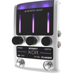Aalberg KOR KO-1 Chorus/Flanger Pedal with Wireless Control