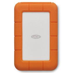 LaCie 4TB Rugged Thunderbolt / USB-C Mobile HDD