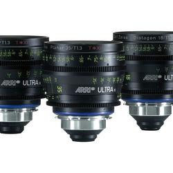ARRI Ultra16 50mm T1.3 Prime Lens (PL Mount, Meters)