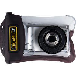 DiCAPac WPONE Waterproof Case For Small/ Medium Cameras