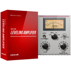 Cakewalk CA-2A T-Type Leveling Amplifier - Dynamics Plug-In (Download)