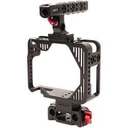 CAME-TV Protective Cage with Top Handle for Canon 5D Mark II/III/IV