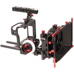 CAME-TV Canon 5D Protective Cage Kit