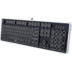 Adesso Mechanical Typewriter Keyboard