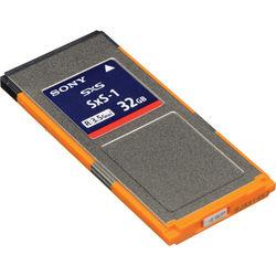 Sony 32GB SxS-1 (G1C) Memory Card