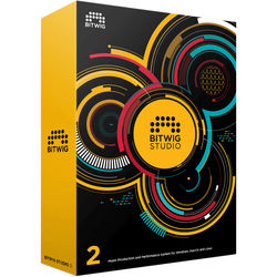 Bitwig Studio V2 - Music Creation System for Mac, Windows, and Linux (Educational, Boxed)