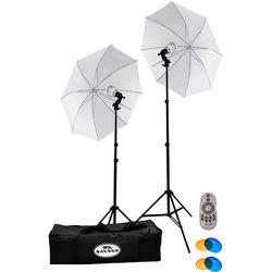 Savage Savage 500W LED Studio Light Kit