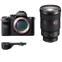 Sony Alpha a7S II Mirrorless Digital Camera with 24-70mm f/2.8 Lens Kit