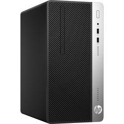 HP ProDesk 400 G4 Microtower Desktop Computer