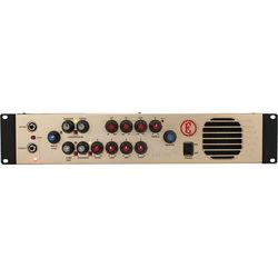 Eden Amplification WTP-PRE Hybrid Bass Rackmount Preamp