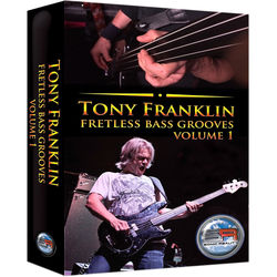 Sonic Reality Tony Franklin Fretless Bass Grooves Vol. 1 - Loop Library (Download)