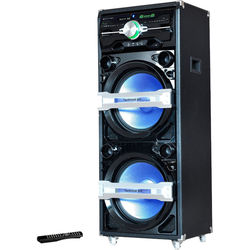 """Technical Pro Pro 15"""" Speaker & Entertainment Center with Bluetooth & Built-in DVD Player"""