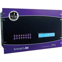 Smart-AVI 8 x 8 HDMI Matrix Wall with Integrated Video