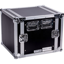 "DeeJay LED  10 RU Amplifier Deluxe Case (18"" Deep)"