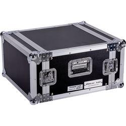 """DeeJay LED  6 RU Amplifier Deluxe Case (18"""" Deep)"""