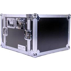 """DeeJay LED  8 RU Amplifier Deluxe Case (18"""" Deep)"""