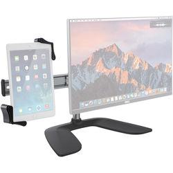 CTA Digital Dual-Screen VESA and Tablet Workstation