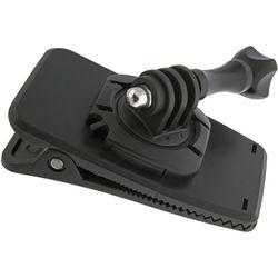 Xventure TwistX 360 Clip Mount for Select Action Cameras