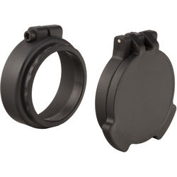 Trijicon MRO Flip-Up Objective Lens Cap (Matte Black)