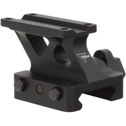 Trijicon MRO Quick Release Full Co-Witness Mount (Matte Black)