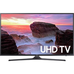 "Samsung MU6300-Series 43""-Class HDR UHD Smart LED TV"