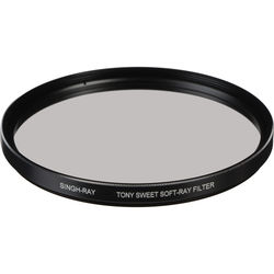 Singh-Ray Thin 77mm Tony Sweet Soft-Ray Diffuser Filter with 77mm Front Threads