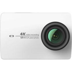 YI Technology 4K Action Camera (White)