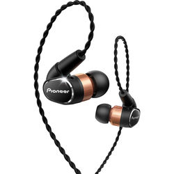 Pioneer SE-CH9T In-Ear Headphones (Black)