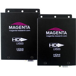 Magenta Voyager HD-One LX500 HDMI, IR, and RS-232 Extender Kit