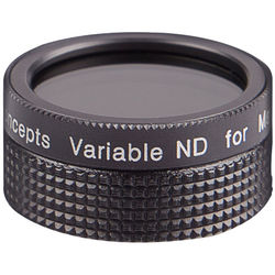 Digital Concepts Variable ND2-400 Filter for DJI Mavic Pro with Filter Case