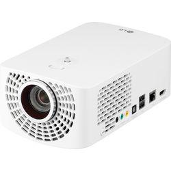LG PF1500W 1400-Lumen Full HD Portable Smart LED Projector