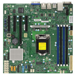 Supermicro X11SSM Motherboard with Intel C236 Chipset