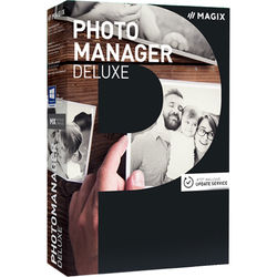 MAGIX Entertainment Photo Manager 16 Deluxe (Download, 5-99 Volumes)