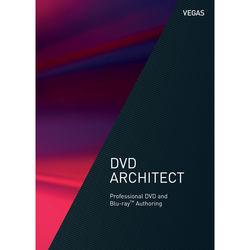 MAGIX Entertainment VEGAS DVD Architect ESD Software (Volume 5 - 99)