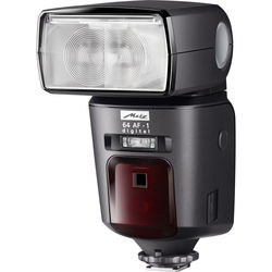 Metz mecablitz 64 AF-1 digital Flash for Nikon Cameras