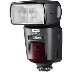 Metz mecablitz 64 AF-1 digital Flash for Sony/Minolta Cameras