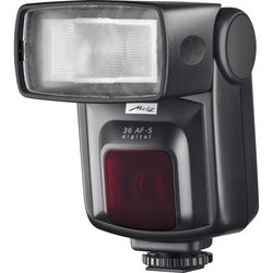Metz mecablitz 36 AF-5 digital Flash for Nikon Cameras