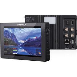 "JVC ProHD 7"" Full HD Waveform LCD Monitor"