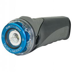 Light & Motion GoBe S 700 Spot Waterproof Flashlight (Blue)
