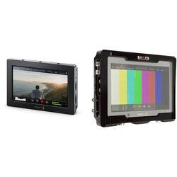 "Blackmagic Design Video Assist 4K 7"" Monitor & Video Assist Cage Kit"