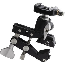 Really Right Stuff Multi-Clamp Kit with BH-25 Ball Head & Flat Surface Adapters