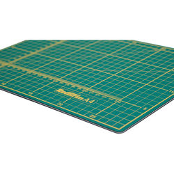 "Rotatrim A4 Self-Healing Cutting Mat (11.7 x 8.3"", Dark Green)"