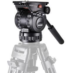 Daiwa / Slik DSV-77 75mm Ball Fluid Head