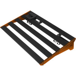 Ultimate Support GSP-500-OR Genesis Series Pedalboard with Soft Case (Orange)