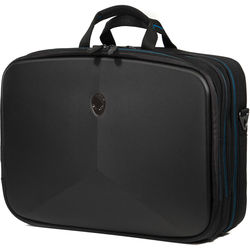 "Mobile Edge Checkpoint Friendly Briefcase for Alienware Vindicator 2.0 13"" R3 (Black)"