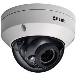 FLIR N247 Series 3MP Outdoor Network Dome Camera with Motorized Zoom