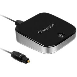 Aluratek ABC02F Universal Bluetooth Audio Receiver and Transmitter