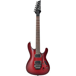 Ibanez S Series S520 Electric Guitar (Blackberry Sunburst)