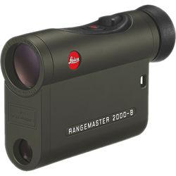 Leica 7x24 Rangemaster CRF 2000-B Laser Rangefinder (Edition 2017)