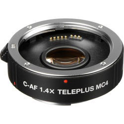 Kenko TelePlus MC4 AF 1.4X DGX Teleconverter for Canon